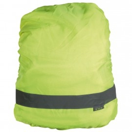 COUVRE SAC A DOS FLUORESCENT