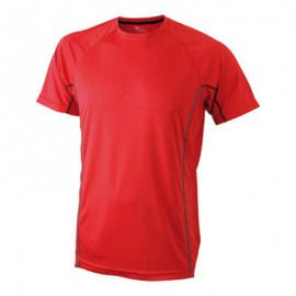 TEE-SHIRT TECHNIQUE RUNNING HOMME